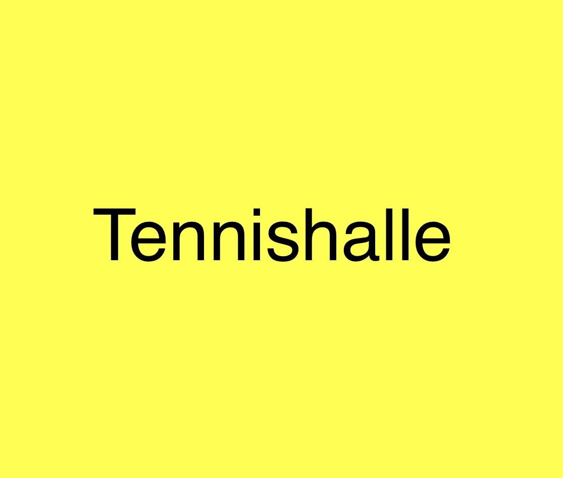 """Tennishalle wieder geöffnet, aber………Update: 1. April -> seit heute wieder geschlossen, Inzidenz über 100 – """"Notbremse"""""""