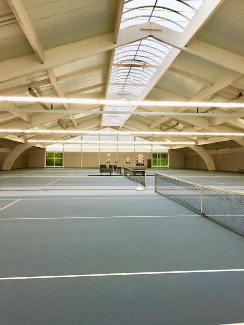 VfB-Tennishalle – Aktuell