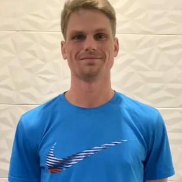 Jakob Sude ab 12. April im Trainerteam des TCF