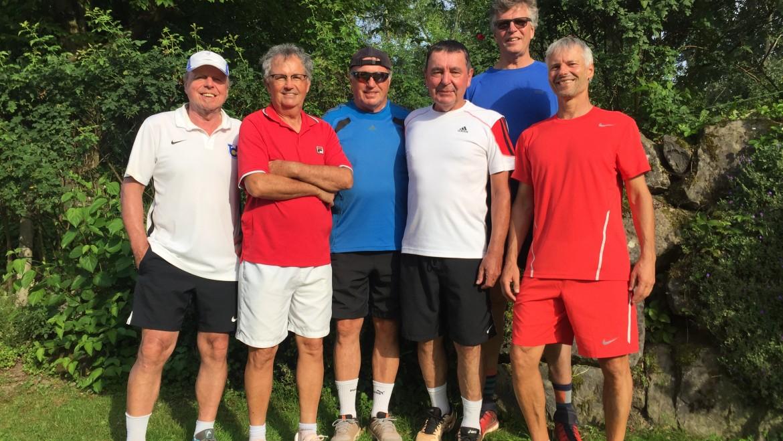 Gelungener Saisonstart der TCF-Seniorenteams