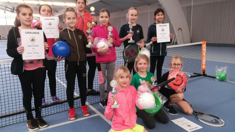 9. Volley-Cup im Jan. 2019 in der VfB-Tennishalle in Friedrichshafen