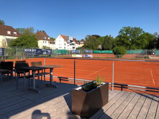 Eindrücke zur Vorfreude auf die Tennissaison