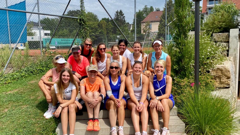 Damen 2 meets Damen 40 – Sonntag, 2. Aug.