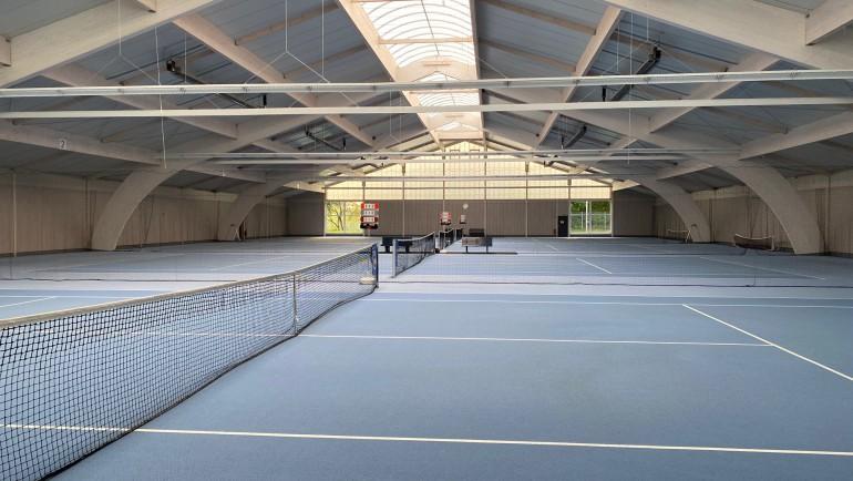 Tennishalle – Update 5.11.2020