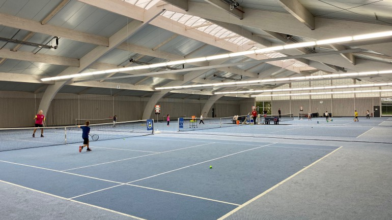 Tennishalle (Stand 02.11.2020, 18 Uhr)