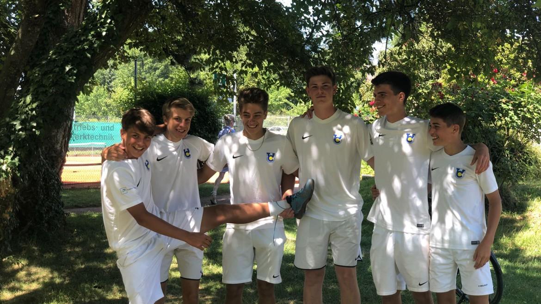 9:0-Sieg der TCF-Junioren gegen Schwendi