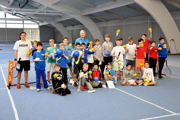 8. Volley-Cup 2018 in der Tennishalle Friedrichshafen