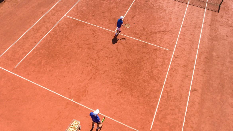 Regelungen für den Tennissport im Freien – Stand 26. April 2021
