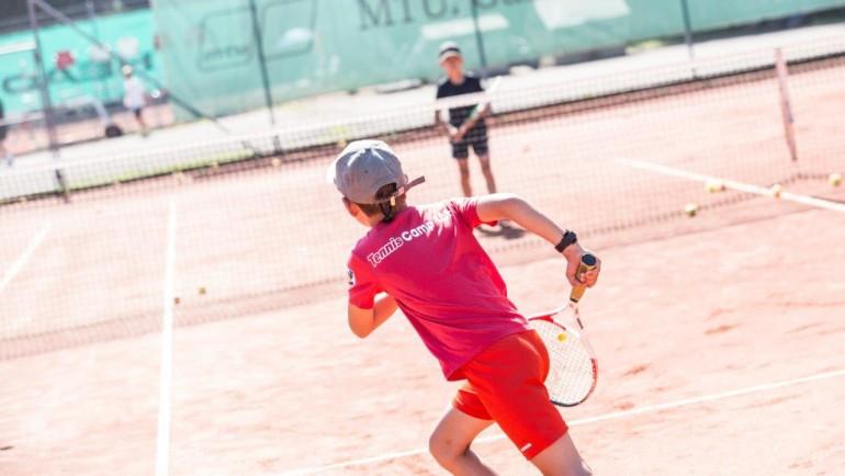 Pfingst-Tenniscamp